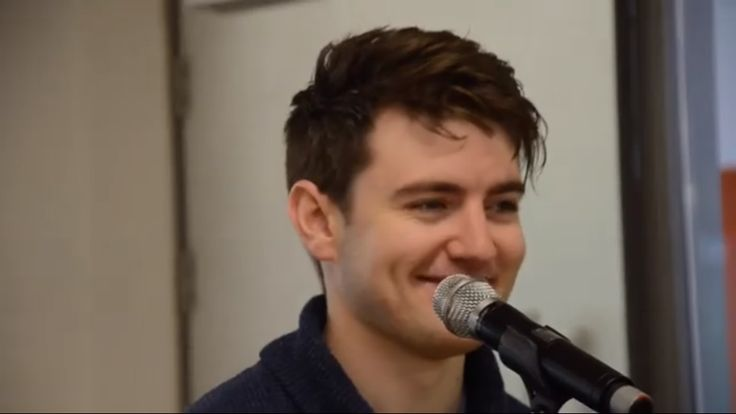 "Emmet Cahill  from CT's ""Legacy"" tour rehearsal video."