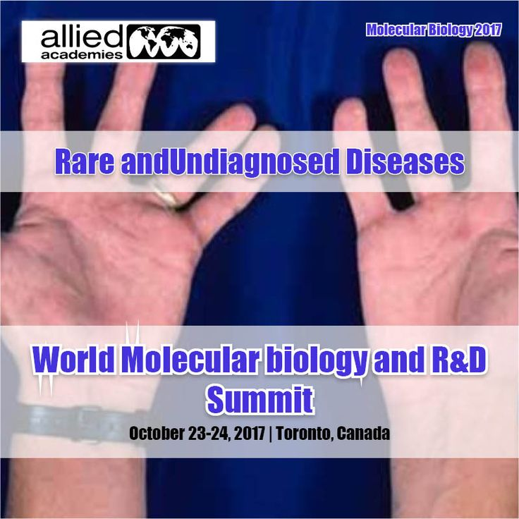 Rare andUndiagnosed Diseases ============================== #Rare diseasesand Undiagnosed diseases are the diseases that affects the small number of people or small percentage of population. Many rare diseases appeared early in life, and about 30 percent of children with rare diseases will die before reaching their 5th birthday. These are mostly #geneticdisorders. Next-generation sequencing (NGS) technology is used to discover the Rare and Undiagnosed Diseases.