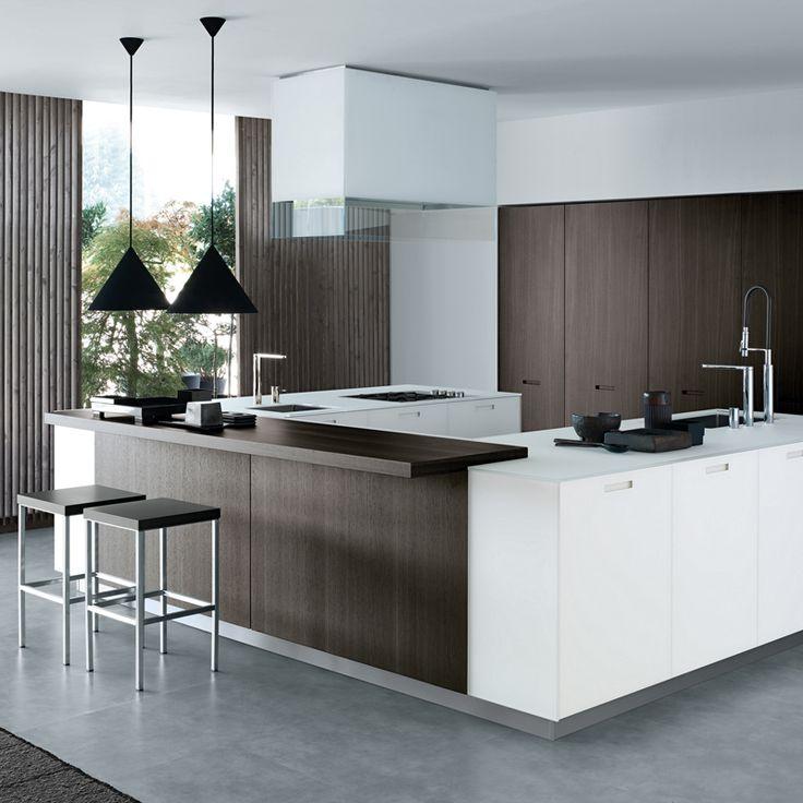 97 best Cocinasss!!! images on Pinterest Kitchen ideas, Interior - küchenzeile u form