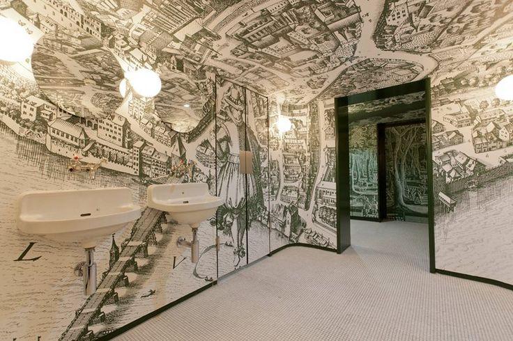 Volkshaus Basel, Basel, 2012 - Herzog & De Meuron Architekten
