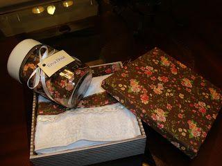.: Presentes e utilidades