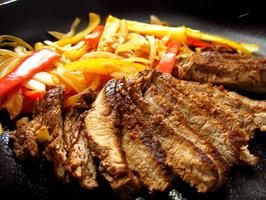 Chili's Fajitas [compare this marinade with the other one I pinned]