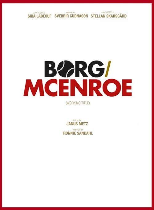Borg/McEnroe (2017) Full Movie Streaming HD