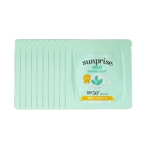 [Etude House Sampel] Sunprise Mild Watery Light Sample