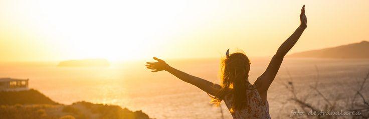 santorini sun-set