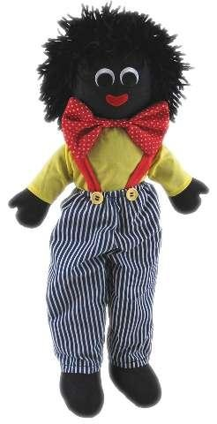 Louis the Golliwog.