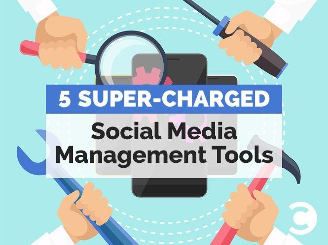 5 Super-Charged Social Media Management Tools - @jaybaer