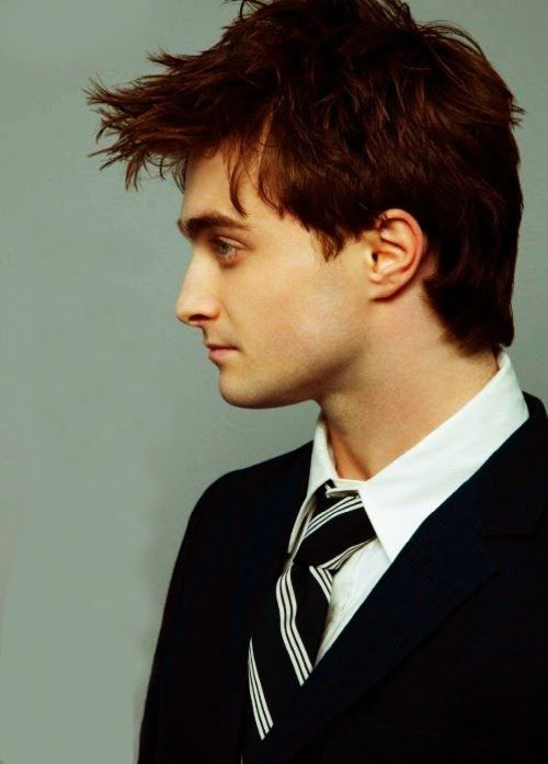 Daniel Radcliffe <3 :This is the man who will be waiting did me at the end if the aisle... In my dreams..