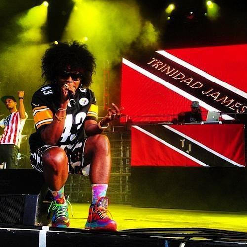VIBE Playlist: Trinidad James, Future, Yo Gotti, Wiz Khalifa, Curren$y