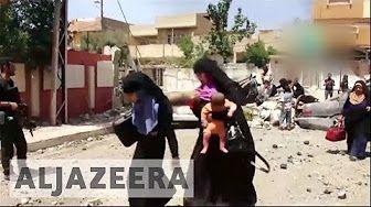 1:43  Iraq: Almost one million people displaced from Mosul Al Jazeera English