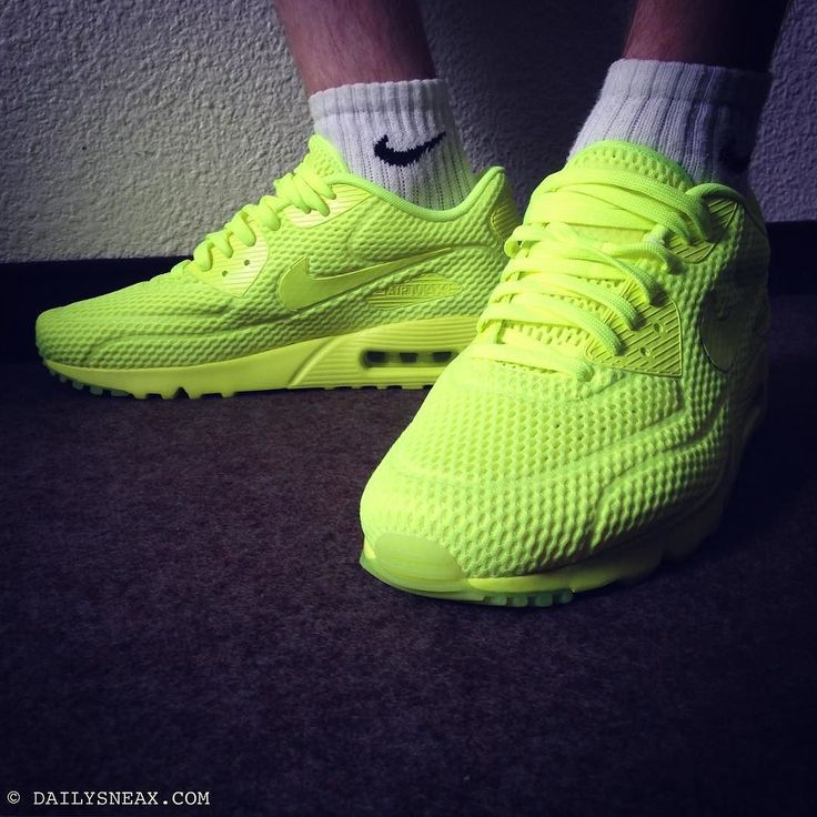 new product f6fce fb2bc I bought new Nike Air Max 90 Ultra BR in yellow in Paris ...
