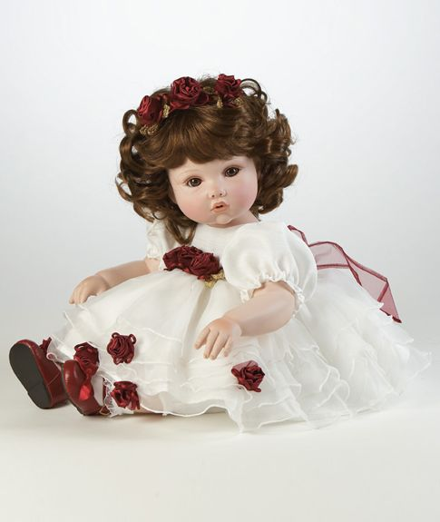 Marie Osmond Dolls for Sale   Marie Osmond proudly presents a VERY limited edition doll for ...