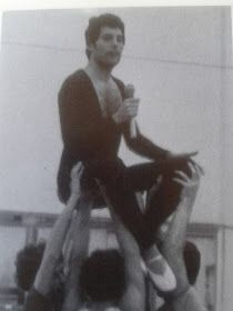 Rare Pictures of Freddie Mercury Rehearsing With the Royal Ballet in 1979 In the Autumn of 1979, a Freddie's dream came true. He had been invited by Derek Dean and Wayne Eagling to dance with them. Eagling, a Royal Ballet principal, was a close friend to Freddie and persuaded him to star as a guest artist at a charity gala. Also, it was backstage at the Royal Opera House in October 1979 that Freddie met a young wardrobe man by the name of Peter Freestone...