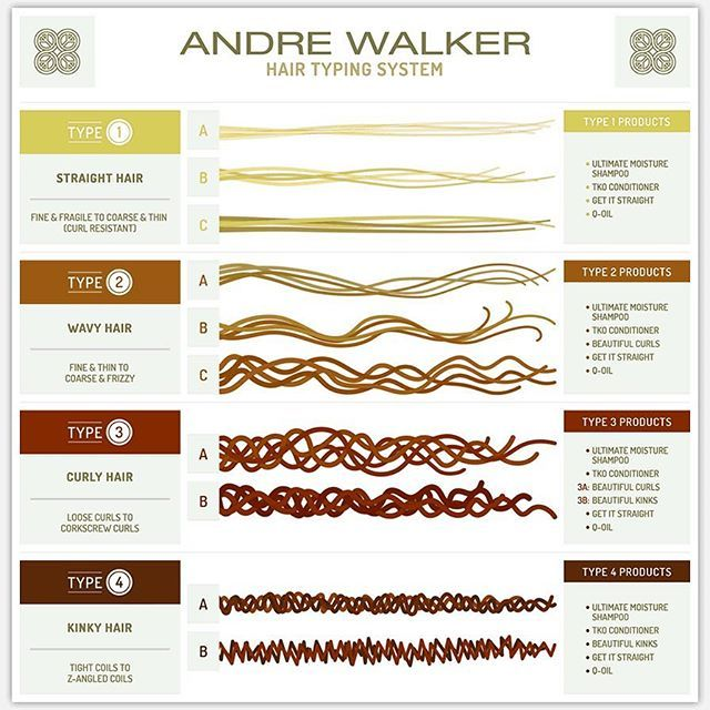 Andre Walker has styled the coifs of First Lady Michelle Obama, Halle Berry and, most famously Oprah Winfrey for over two decades. Walker created a broad-spectrum hair typing system that classifies various hair textures and breaks each hair type down into 4 types with added sub categories. Do you see your curl pattern or two? . . . . . #twists #blowouts #curls #naturallycurly #natural #naturalhair #curlyhair #curly #curlies #bighair #naturalhairdaily #protective #hair #curlyCLE #cle…