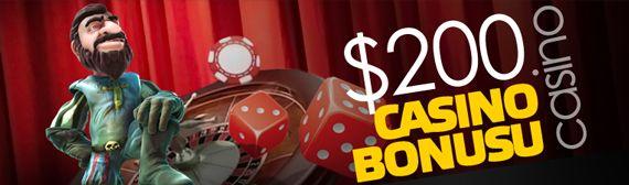 Hiperbet 200$ Casino Bonusu