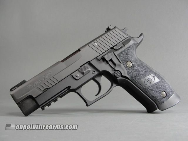 Sig Sauer P226 Blackwater Limited Edition 9mm. guns, weapons, self defense, protection, protect, knifes, concealed, 2nd amendment, america, 'merica, firearms, caliber, ammo, shells, ammunition, bore, bullets, munitions #guns #weapons