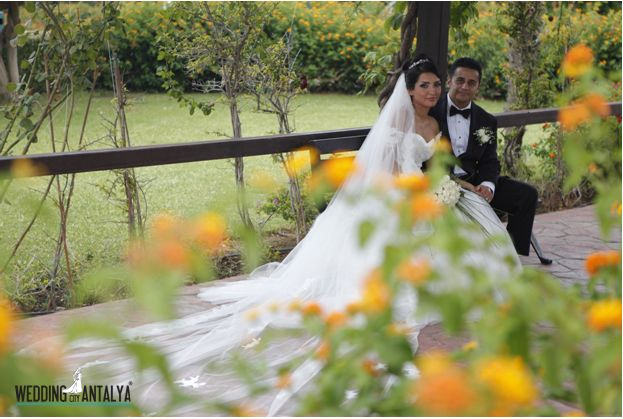 Persian wedding in Turkey Antalya