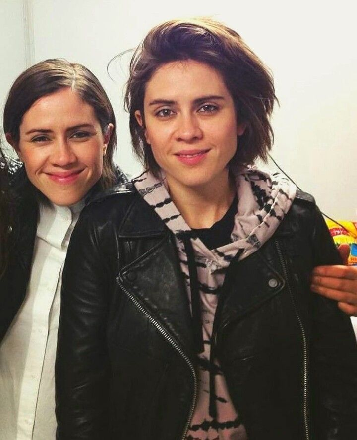 Tegan And Sara Haircuts: 17 Best Ideas About Tegan And Sara On Pinterest