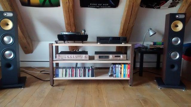 stereo equipment shelf 2