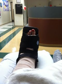 Simplicity In Detail: Ankle surgery: 5 things I did to prepare.
