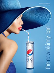 Diet Pepsi   The Ugly Side of Beauty