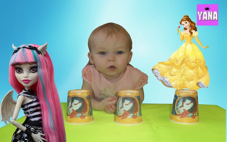 Сюрпризы   Angry Birds Monster High Princess Disney