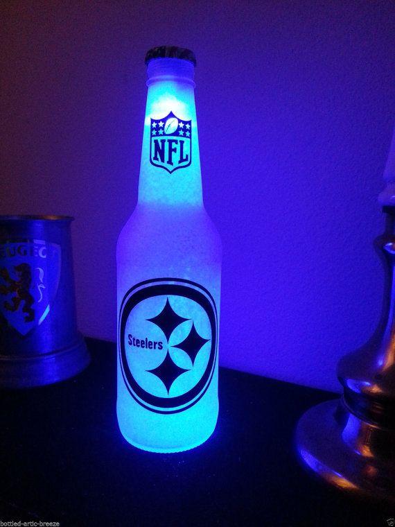 Wireless NFL Pittsburgh Steelers Bottle By BottledArticBreeze