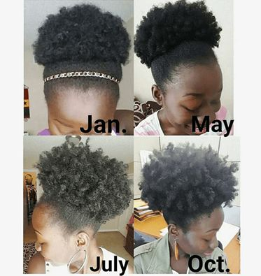 4C Hair Growth IG:@centricsista  ‪#‎naturalhairmag‬