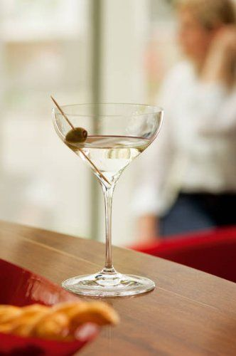 Riedel Grape Martini Glasses (Pair)