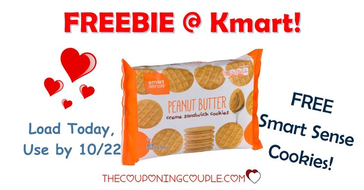 It's the KMART FRIDAY FIX! Get an ecoupon for FREE Smart Sense Cookies! Get the ecoupon now!  Click the link below to get all of the details ► http://www.thecouponingcouple.com/kmart-friday-fix/ #Coupons #Couponing #CouponCommunity  Visit us at http://www.thecouponingcouple.com for more great posts!