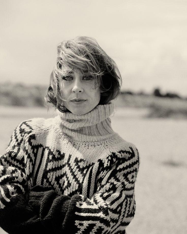 Danish actress Sofie Gråbøl (The Killing)