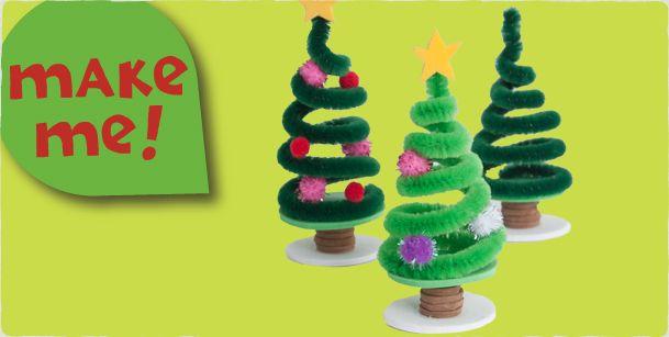 Mini-árbol de Navidad