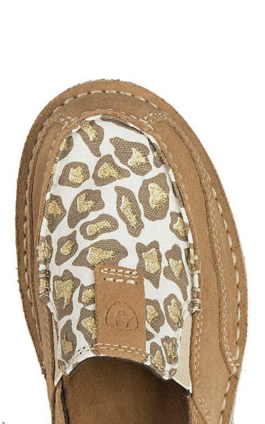 Ariat Women's Sparklin' Leopard Cruiser Casual Shoe | Cavender's