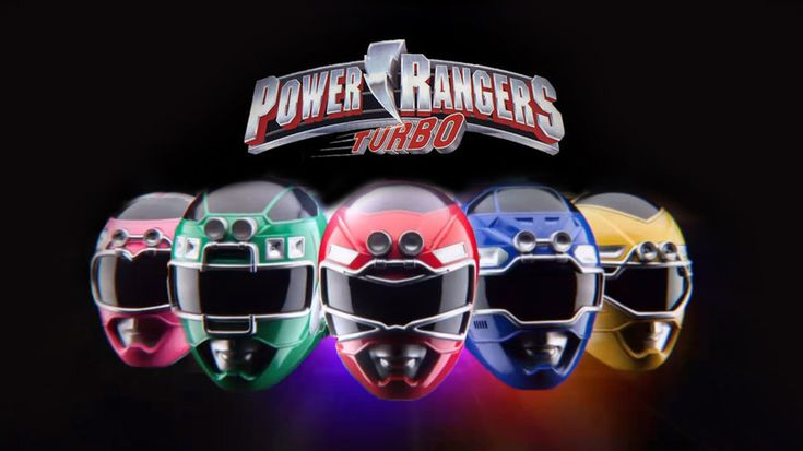 Here to Power Rangers Turbo Wallpaper that I edited from screenshot of Super Megaforce opening theme.