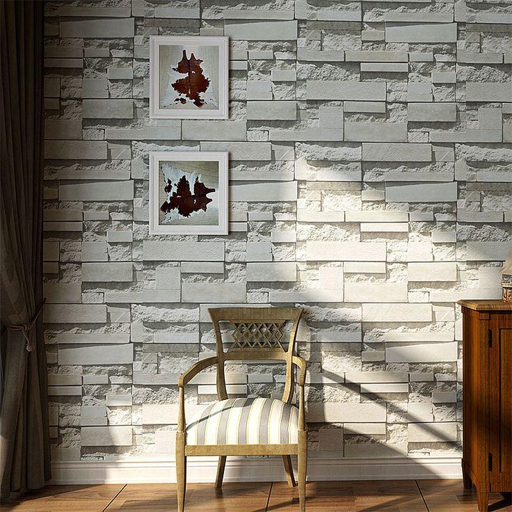 die besten 25 tapete steinoptik 3d ideen auf pinterest steinoptik wand backstein. Black Bedroom Furniture Sets. Home Design Ideas