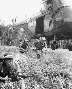 SAS in Malaya.