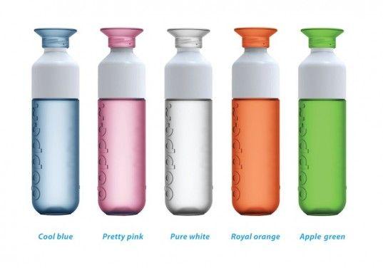 dopper, net-zero carbon, water bottle, sustainable bottle, bpa-free bottle, dopper foundation, Rinke van Remortel, clean water, plastic waste, sustainable design, plastic bottles