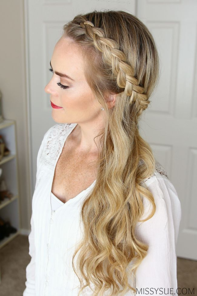 Fade to Fall Hair and Makeup Tutorial