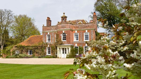 The Old Rectory at Farnborough, Berkshire