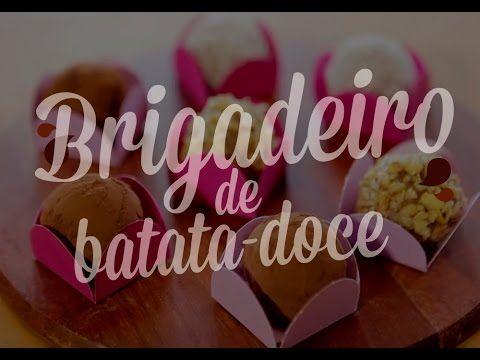 Simples e saudável: receita de brigadeiro de batata-doce | MdeMulher