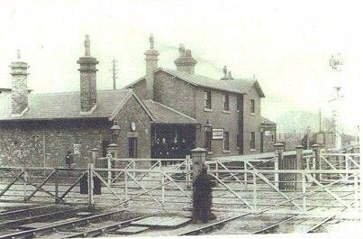 Nunthorpe Station c1887