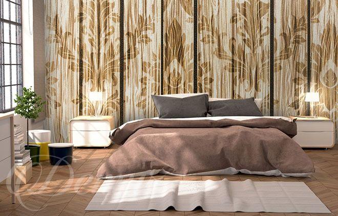 Na drewnie malowane