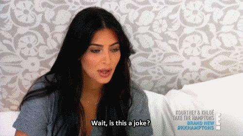 41 Kardashian GIF Reactions For Every Situation