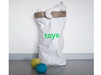 opbergzak toys | Dat ruimt lekker op. #organizing