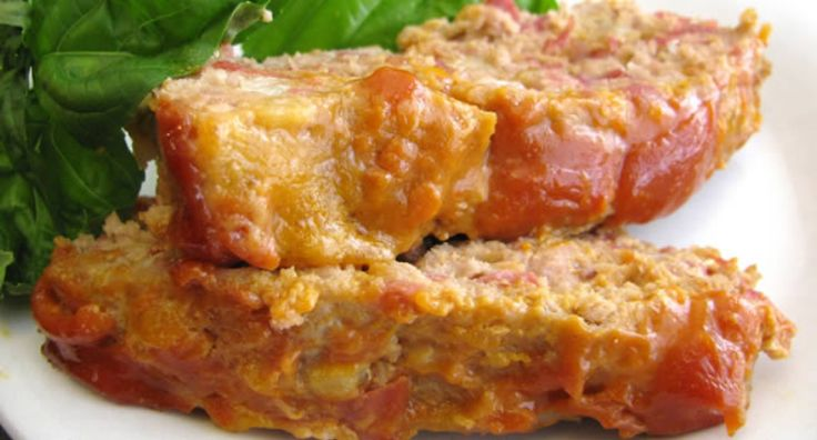 This tasty turkey meatloaf makes a hearty change on a cold winter night and the leftover slices can be served chilled the next day with a garden salad.