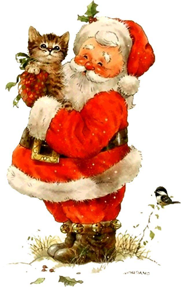 Mas Papá noel para esta Navidad , agregamos un surtido de imágenes vintage  de Santa  para que tus creaciones queden hermosas!!!!  Tenemos u...