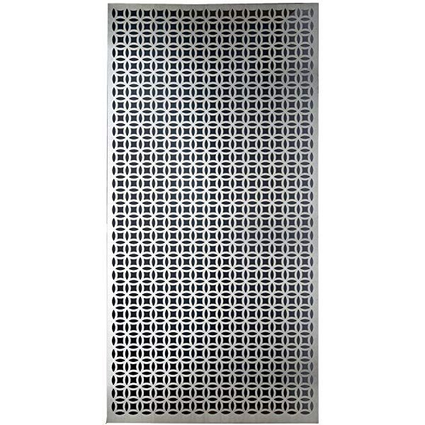 M D Building Products 57010 1 Feet By 2 Feet 020 Inch Thick Elliptical Aluminum Sheet Perforat In 2020 M D Building Products Aluminium Sheet Decorative Metal Sheets