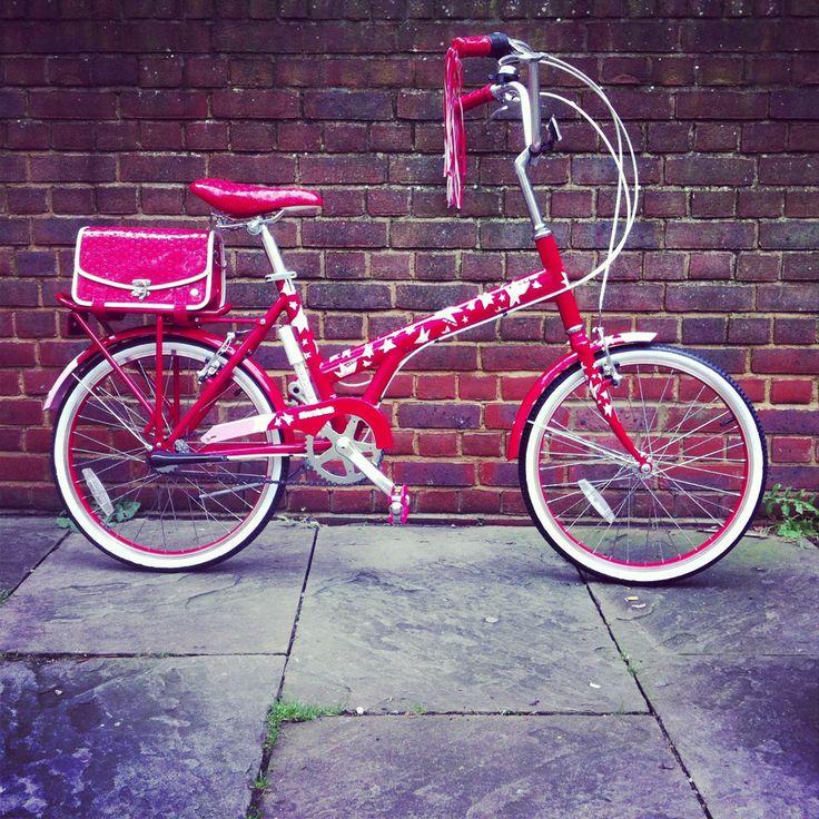 3. Raleigh Starstruck #Hub #Geared #Vintage #VintageBikes #Pink #Bicycle #VintageBicycle #RetroBike #Retro #RetroBicycles #BikeRide #BicyclesUK #BikesUK #InternationalBikes #RaleighBikes #RaleighBicycles #RaleighStarstruckBike #GirlsBikes #WomensBikes #BellsBicycles