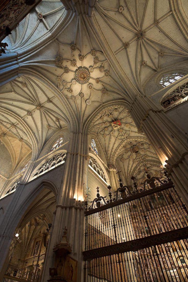catedral de san antolín, palencia, spain.
