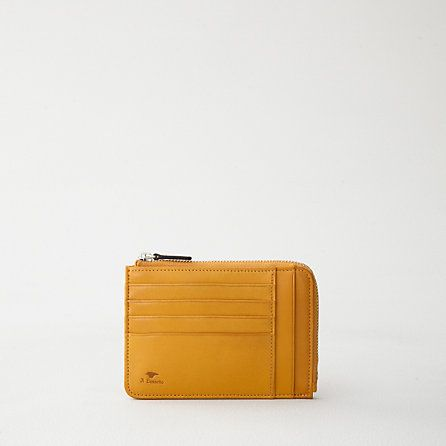 Il Bussetto Flat Zip Wallet | Mens Accessories | Steven Alan